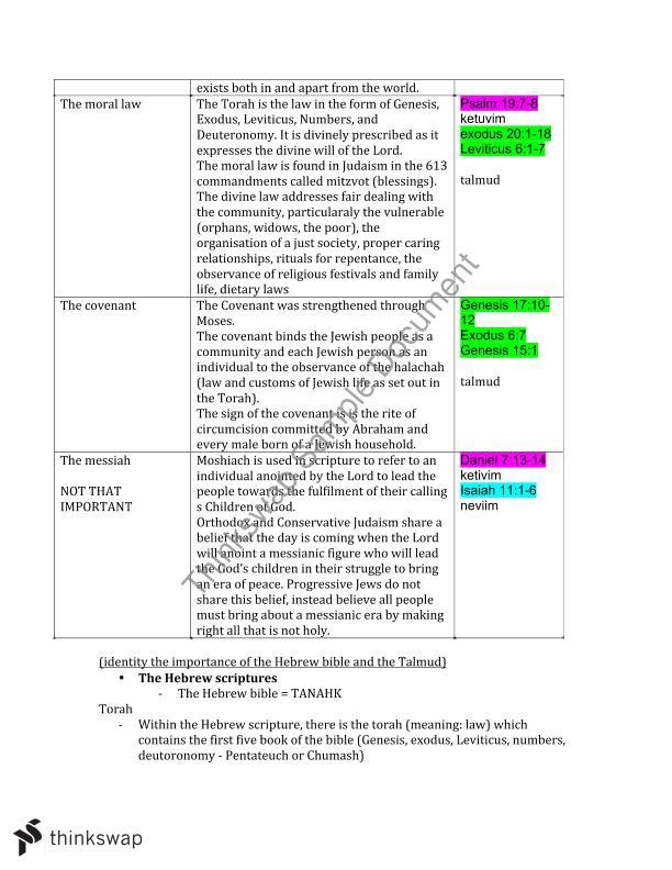 Studies of Religion Year 11   Year 11 HSC - Studies of