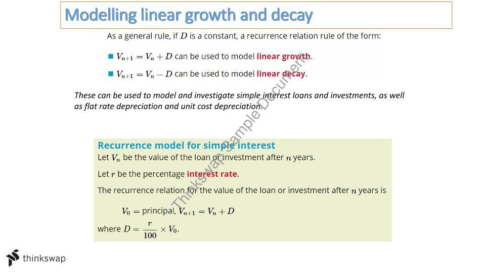 reducible interest formula