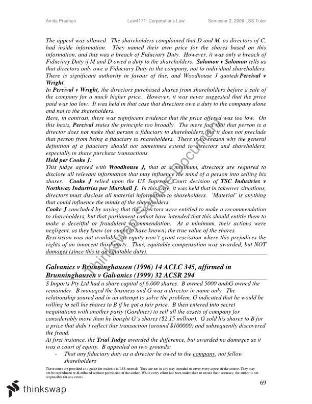 labour law 2 notes pdf