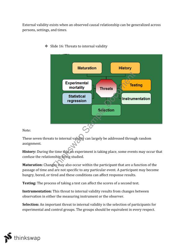 business research methods notes pdf
