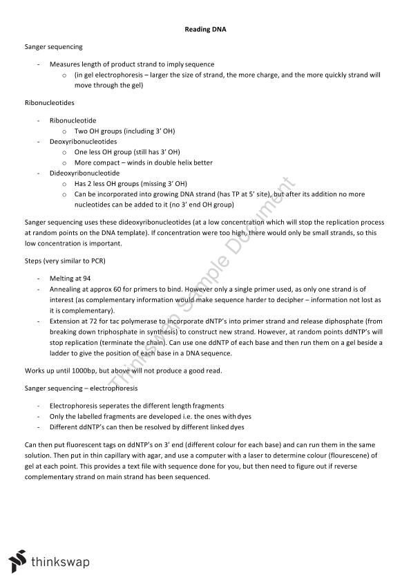 Biology 2 Complete Study Notes