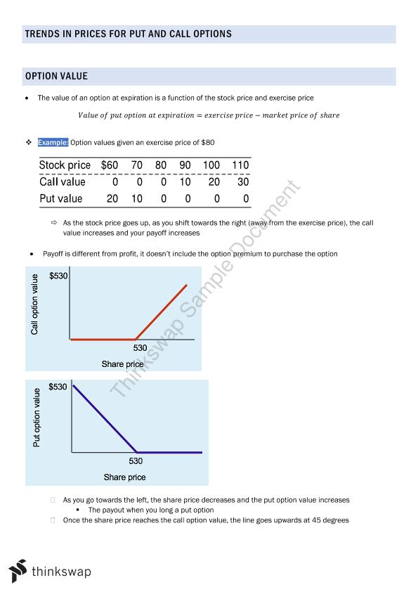 FINC2012 Midsemester Exam Notes - Page 21
