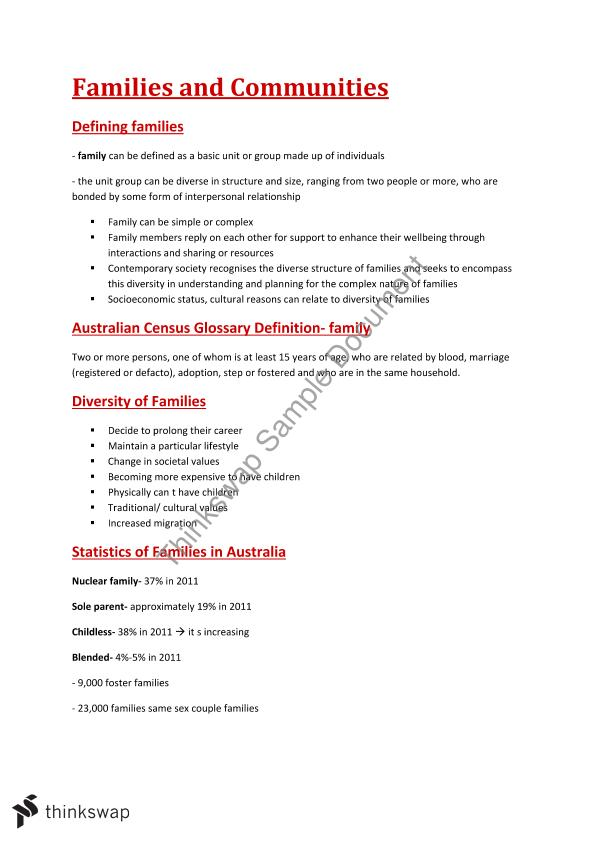 cafs study notes hsc About these notes this is a complete set of hsc notes i have prepared for my exams tomorrow this includes: – research methodology – groups in context (category a – homeless and disability.