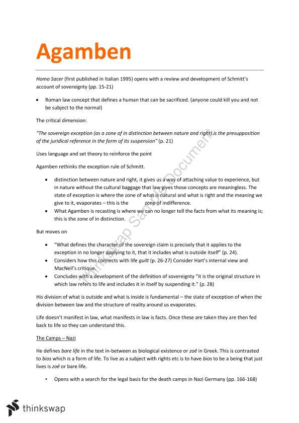 Jurisprudence law essays