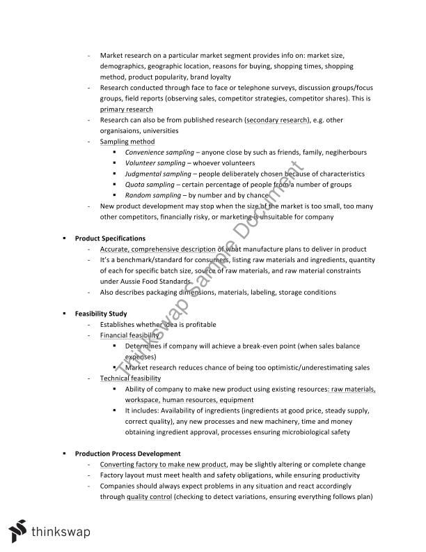 australian food industry essay Meat and livestock industry 12 fishing and aquaculture industry  12 cotton industry  achieve food security for australia and the world at each stage in the investigations, the students are encouraged to share their findings.