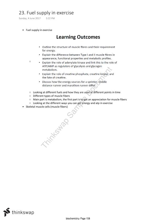 Principles of Advanced Biochemistry Complete Notes on Lecture