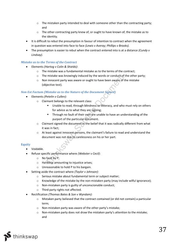 Contracts University of Adelaide - Page 37