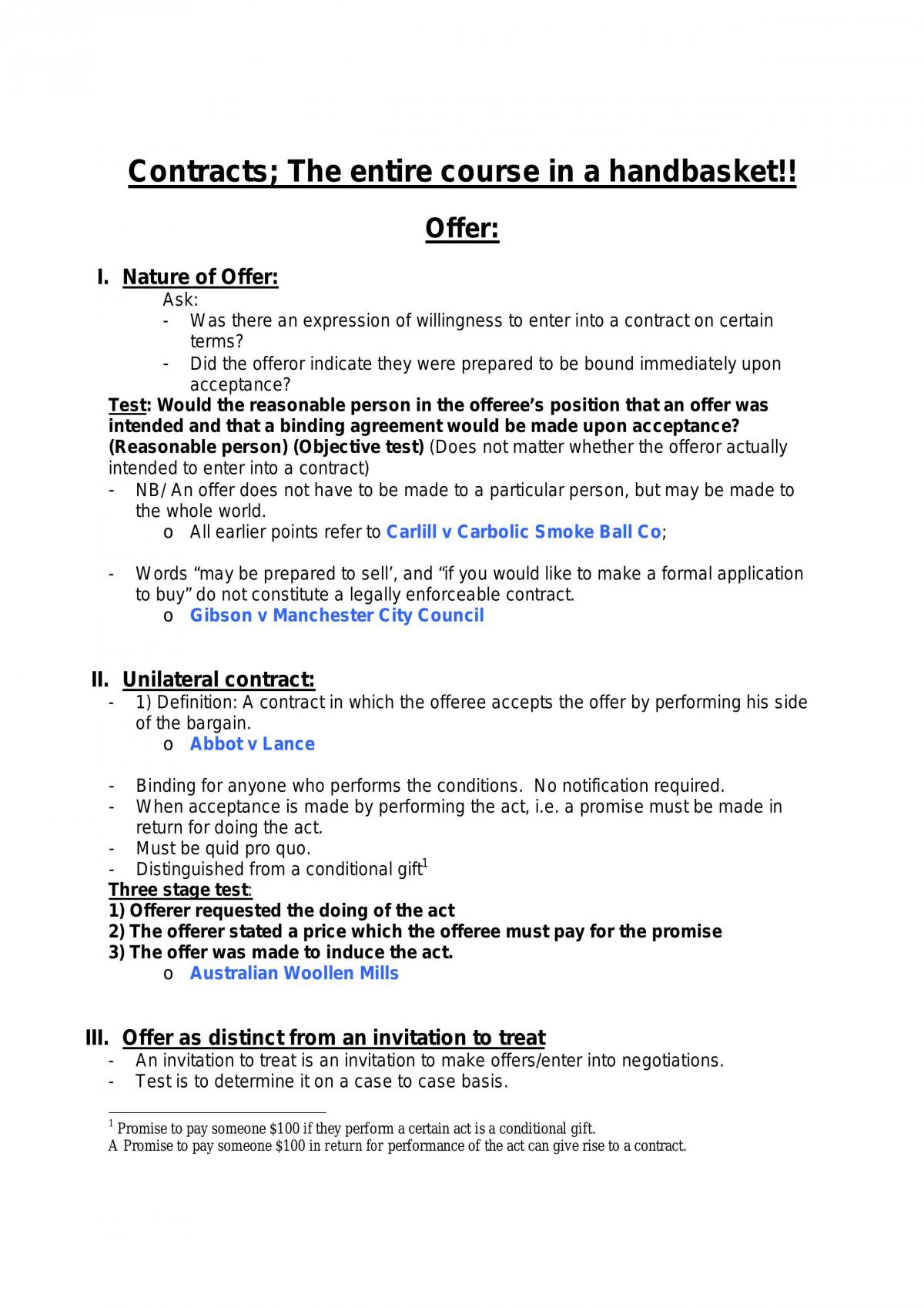 Contracts 1 - Page 1