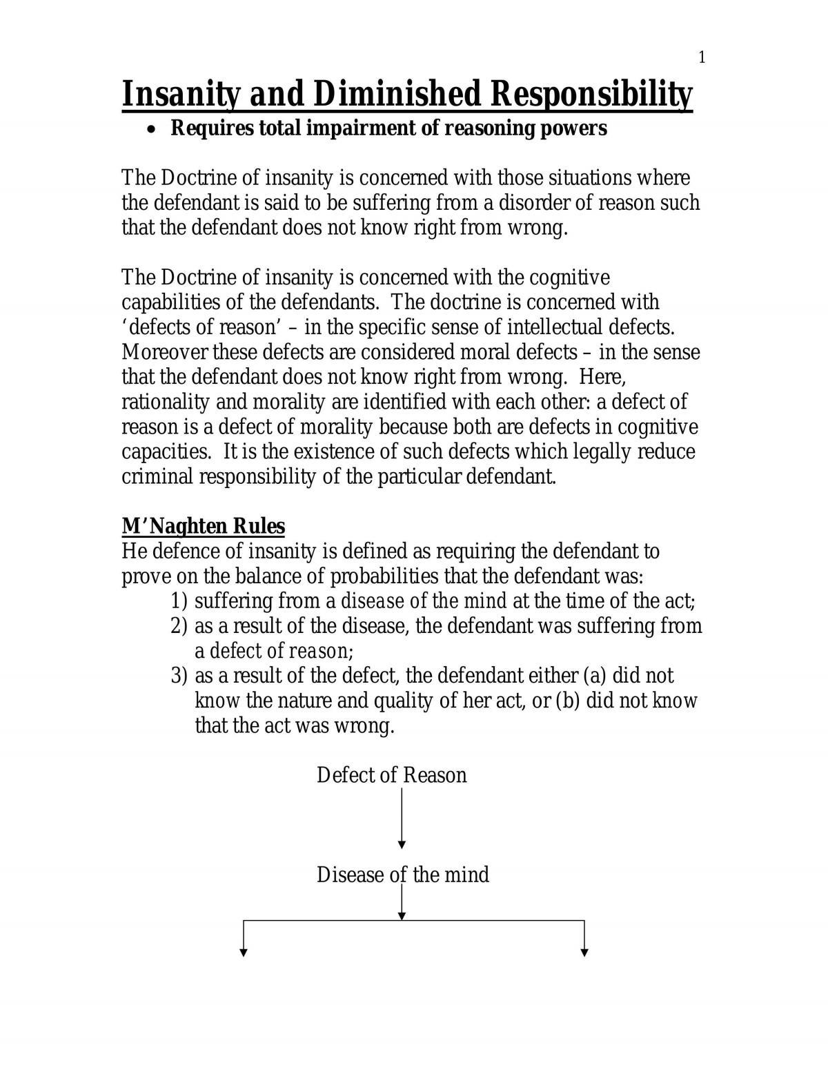 Criminal Law - Page 1
