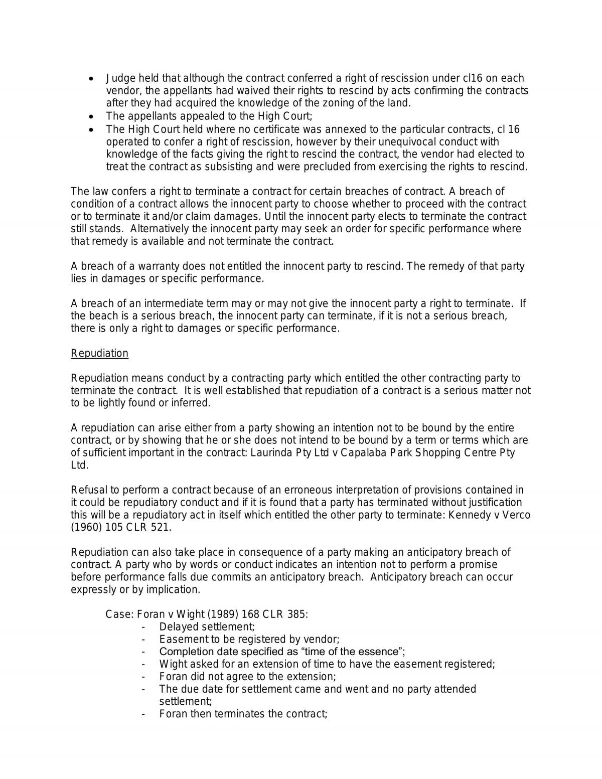 Contract Notes - Page 66