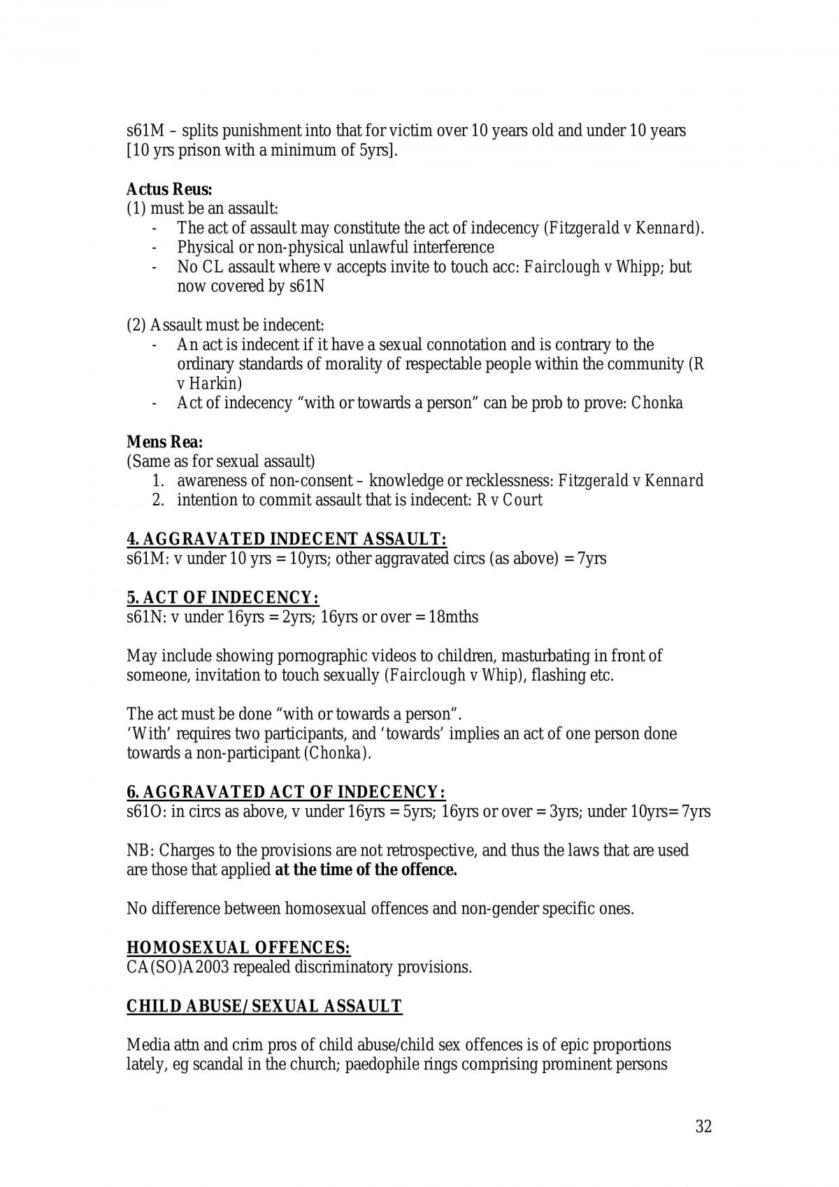 Crim Law 1 - Some Good Notes - Page 32