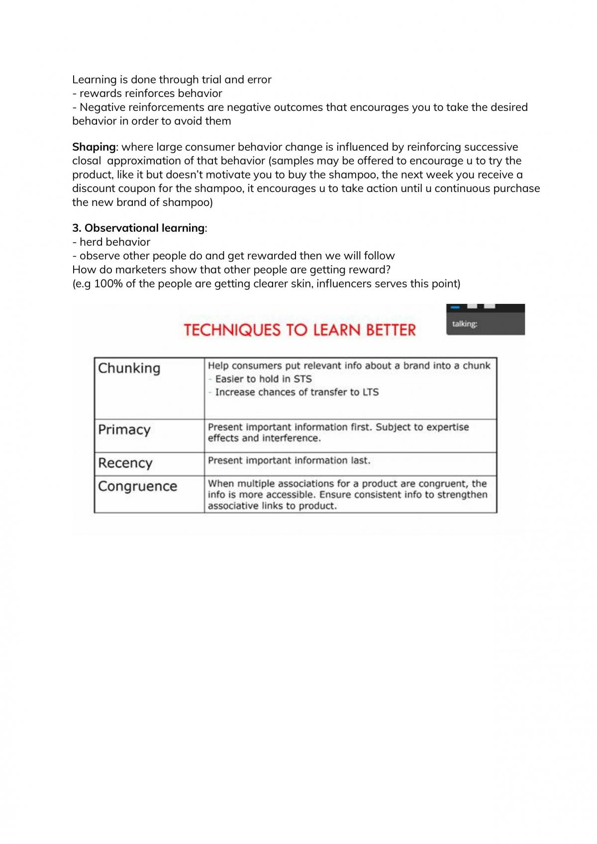 MKT3702 Subject Notes - Page 22