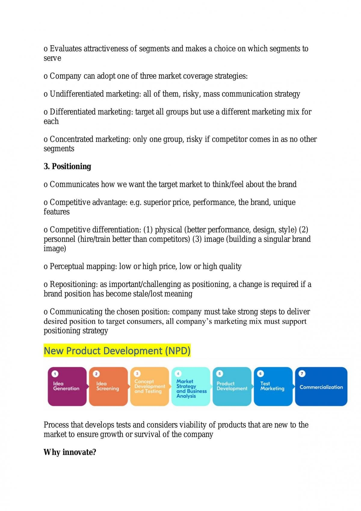 MART112 Marketing Management - Page 5