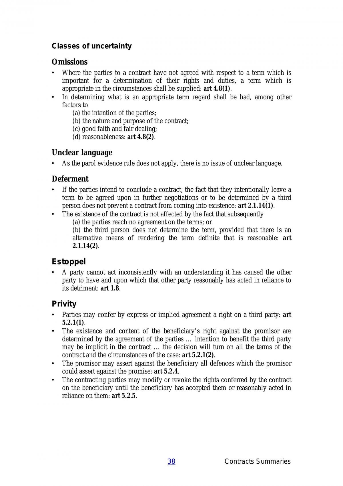 2005 Contracts - Page 38