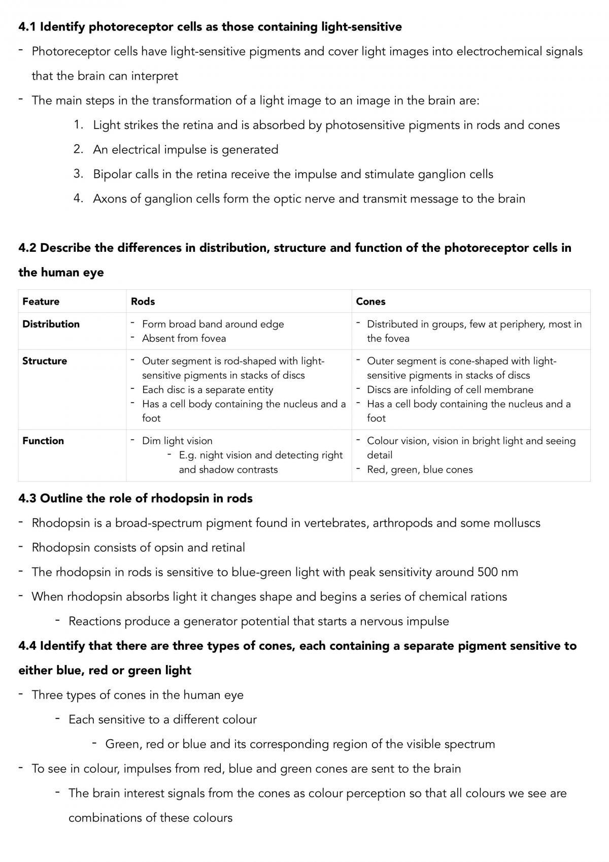 HSC Biology Communication Option  - Page 11
