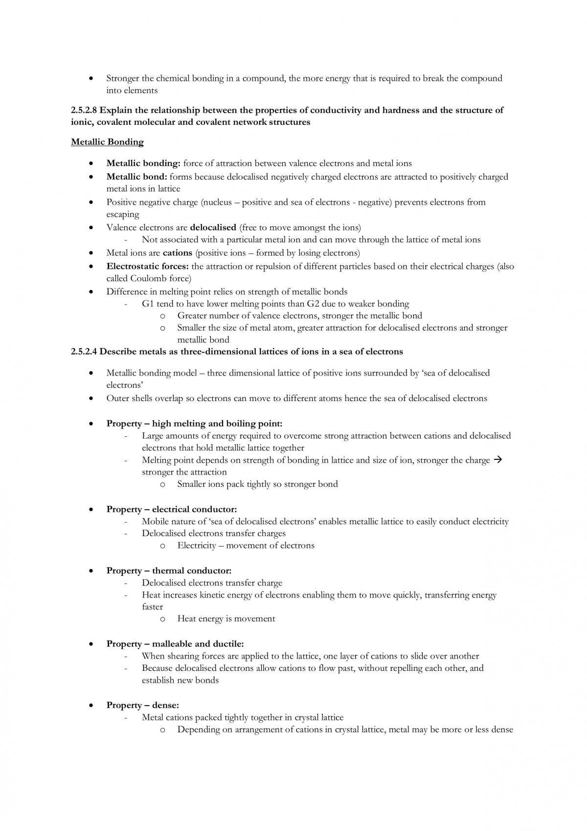 The Chemical Earth Notes - Page 15