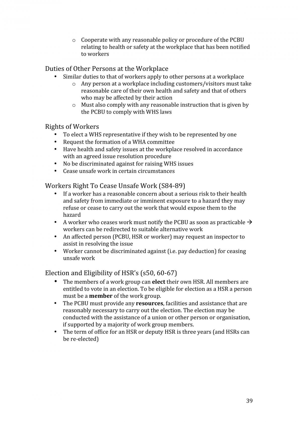 Business Ethics and Risk Management Full Course Notes - Page 39