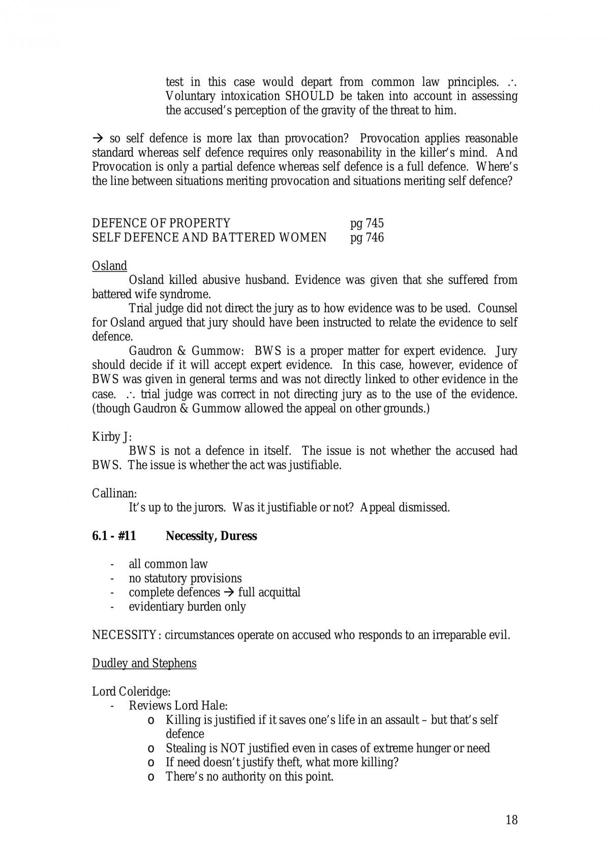 Criminal Law Notes - Page 18