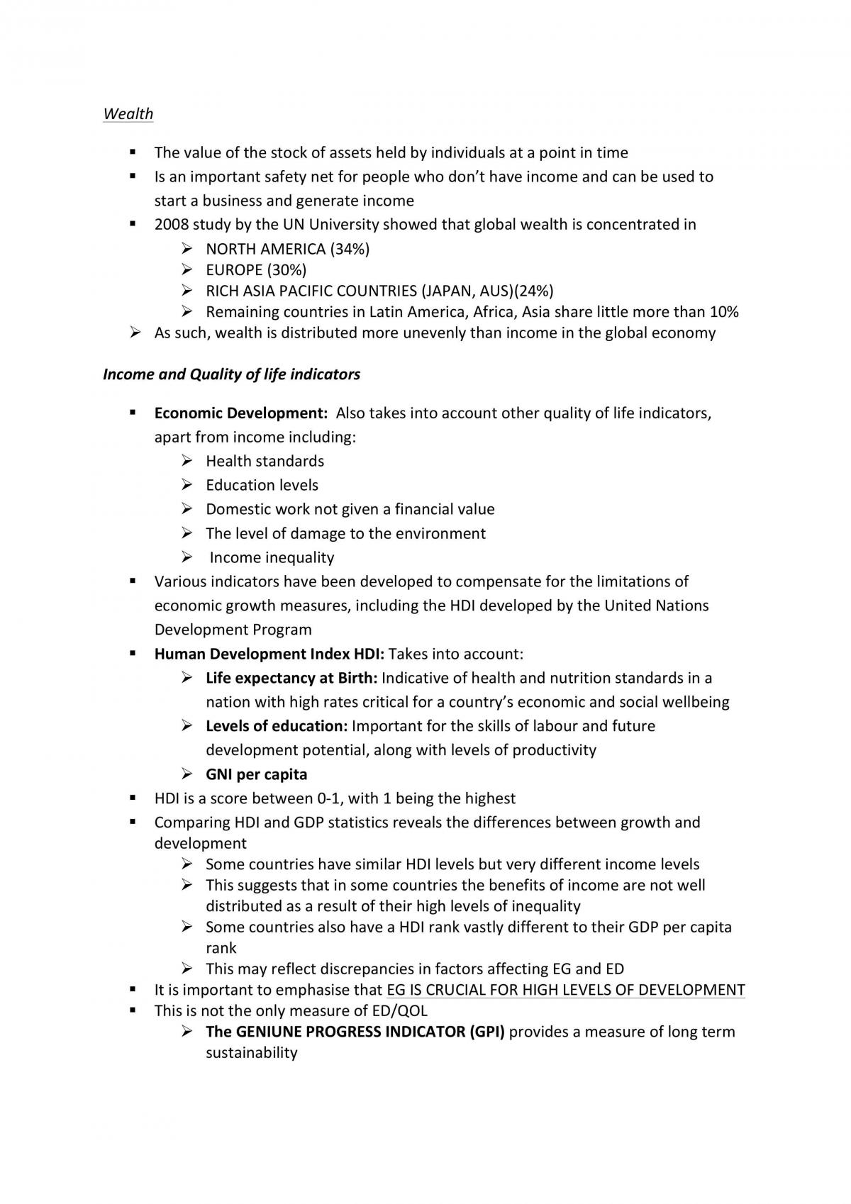 The Global Economy  - Page 24