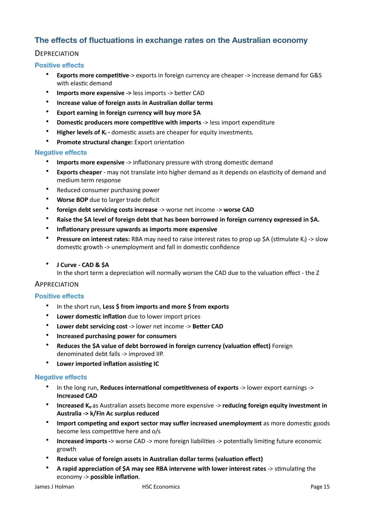 Australia's Place in the Global Economy - Page 15