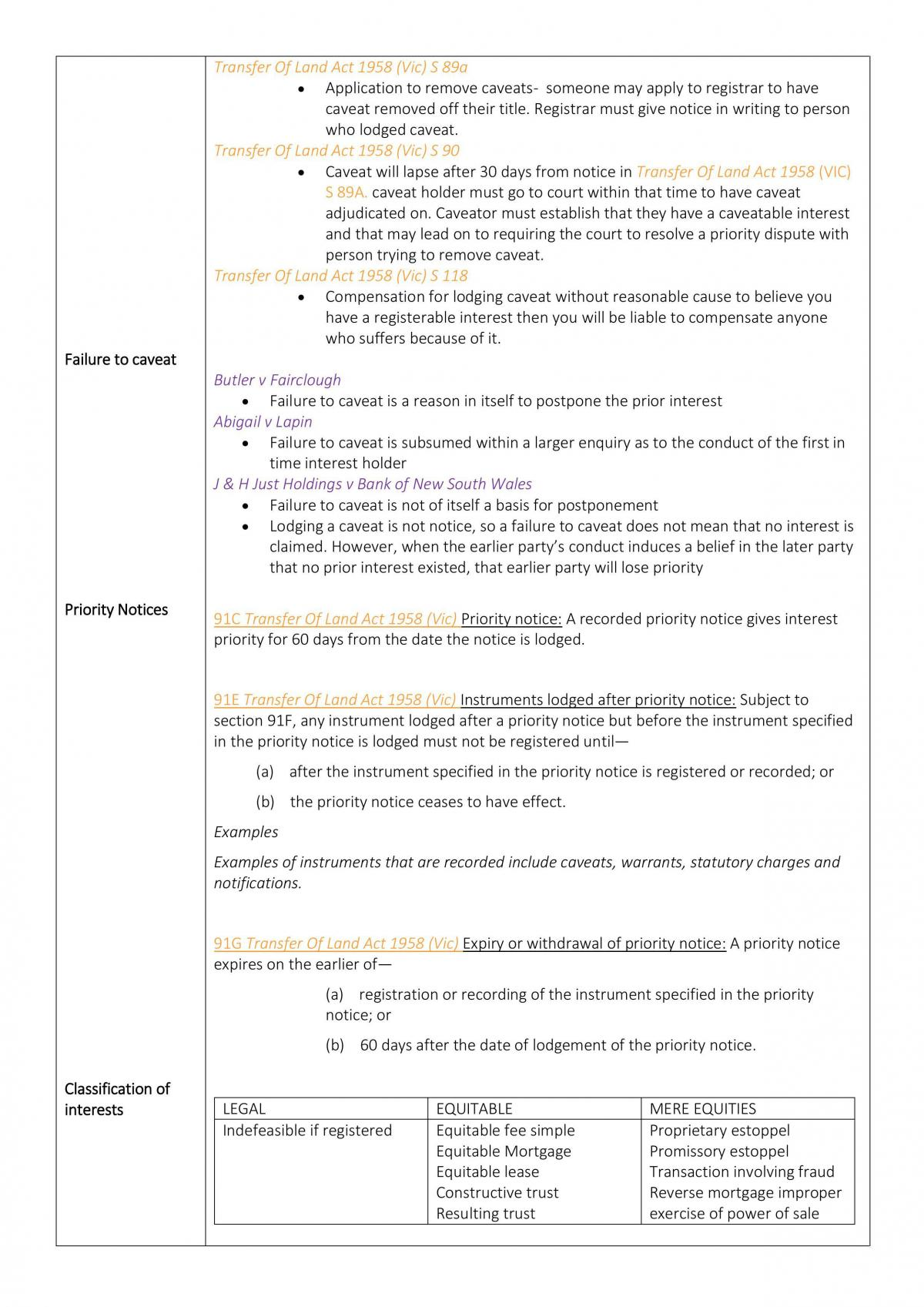Exam Notes - Page 15