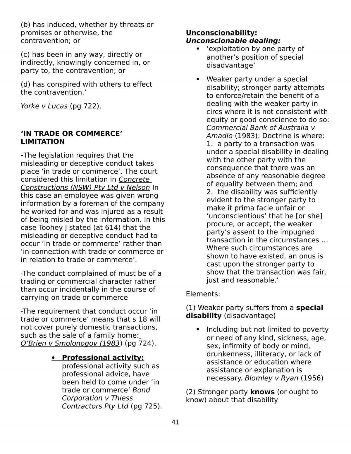 Contracts Exam Notes - Page 41